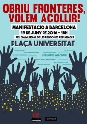 19 Juny MANIFESTCIÓ 18H Pl.Universitat